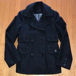 BCBG MAXAZRIA Wool Coat